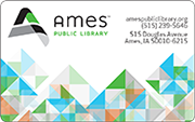 Ames Library Card
