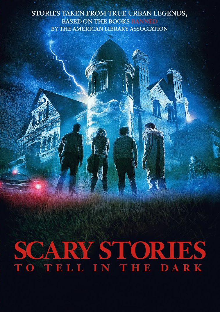 Film cover for Scary Stories to Tell in the Dark
