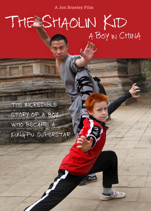 Film cover for The Shaolin Kid