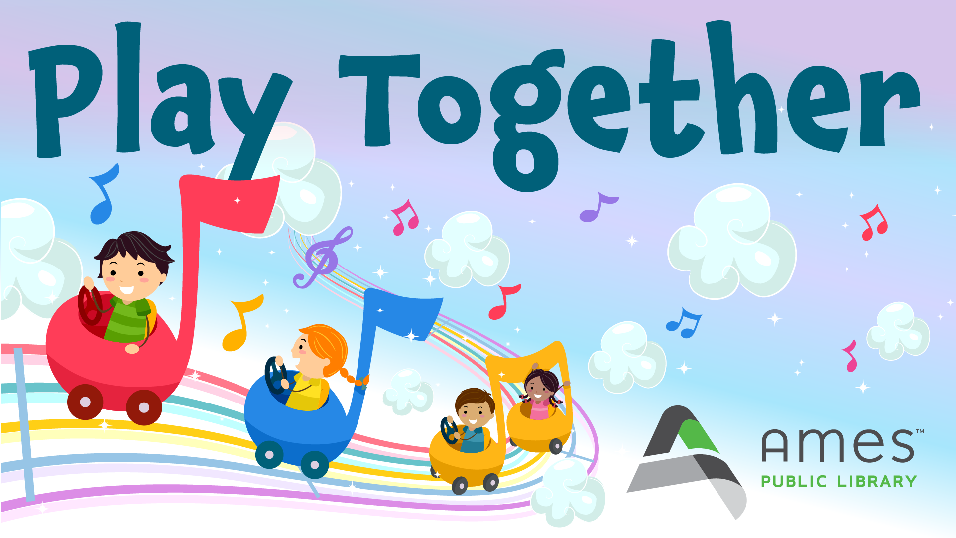 Play Together, Ames Public Library
