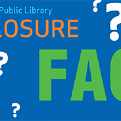 Ames Public Library Closure FAQ