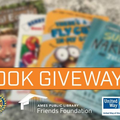 Book Giveway