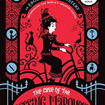 The Case of the Missing Marquess: An Enola Holmes Mystery by Nancy Springer
