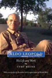 Cover image for Aldo Leopold