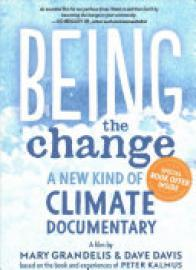Cover image for Being the Change
