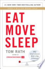 Cover image for Eat Move Sleep
