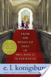Cover image for From the Mixed-up Files of Mrs. Basil E. Frankweiler