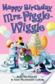 Cover image for Happy Birthday, Mrs. Piggle-Wiggle