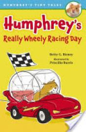 Cover image for Humphrey's Really Wheely Racing Day