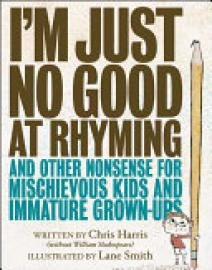 Cover image for I'm Just No Good at Rhyming