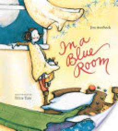 Cover image for In a Blue Room