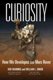 Cover image for Mars Rover Curiosity