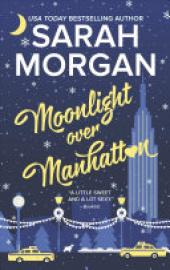 Cover image for Moonlight Over Manhattan