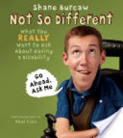 Cover image for Not So Different