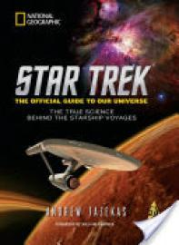 Cover image for Star Trek the Official Guide to Our Universe