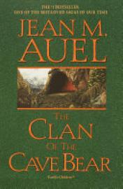 Cover image for The Clan of the Cave Bear