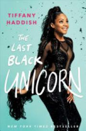 Cover image for The Last Black Unicorn