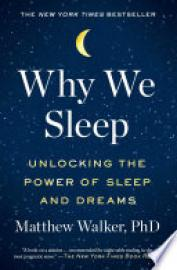 Cover image for Why We Sleep