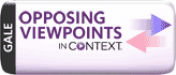 Opposing Viewpoints in Context from Gale logo