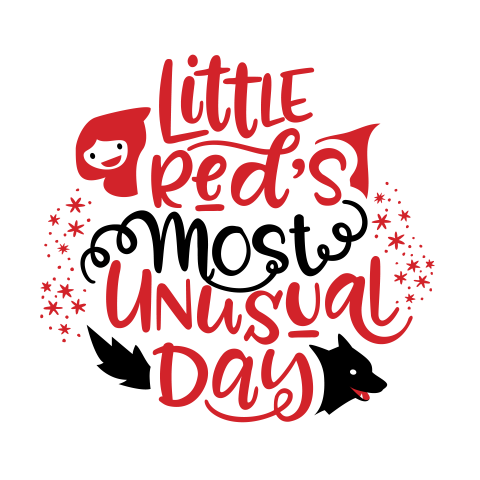 Little Red's Most Unusual Day