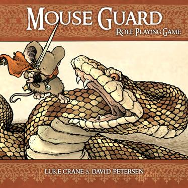 Mouse Guard Role Playing Game
