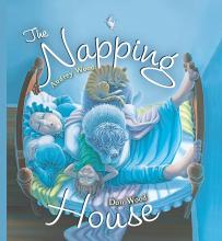 The Napping House book cover