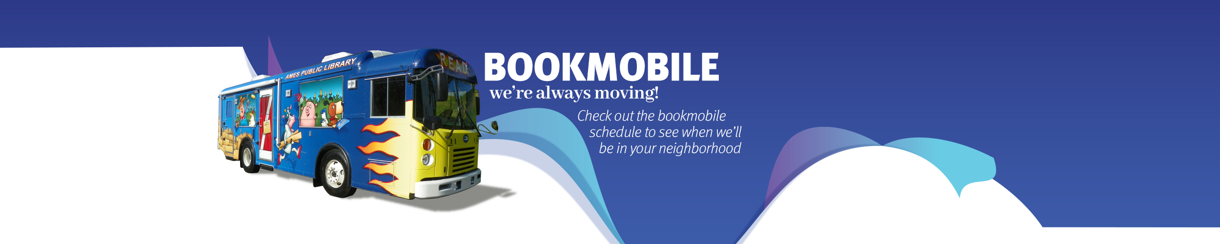 Bookmobile Schedule Slide
