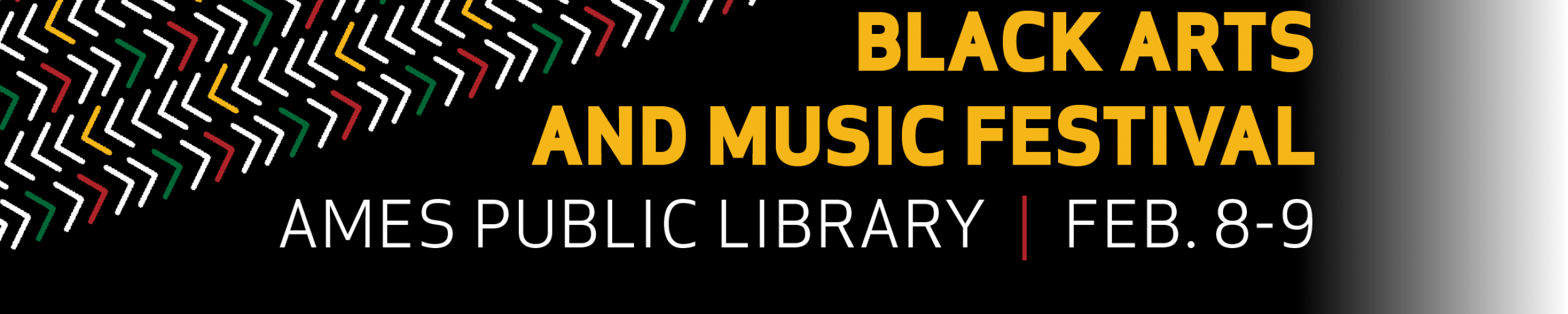 Black Arts and Music Festival: Feb. 8-9