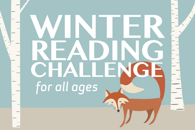 Winter Reading Challenge for All Ages