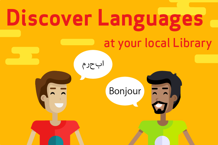 Discover Languages at your local library